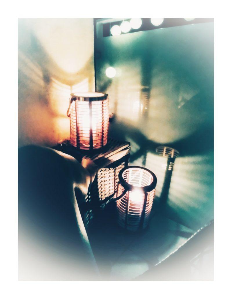 Aranżacja balkonu - oświetlenie