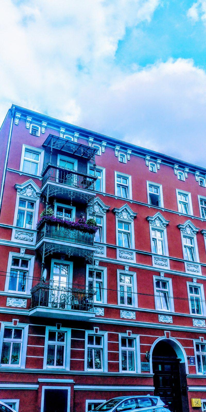 Kamienica - wakacje w Szczecinie