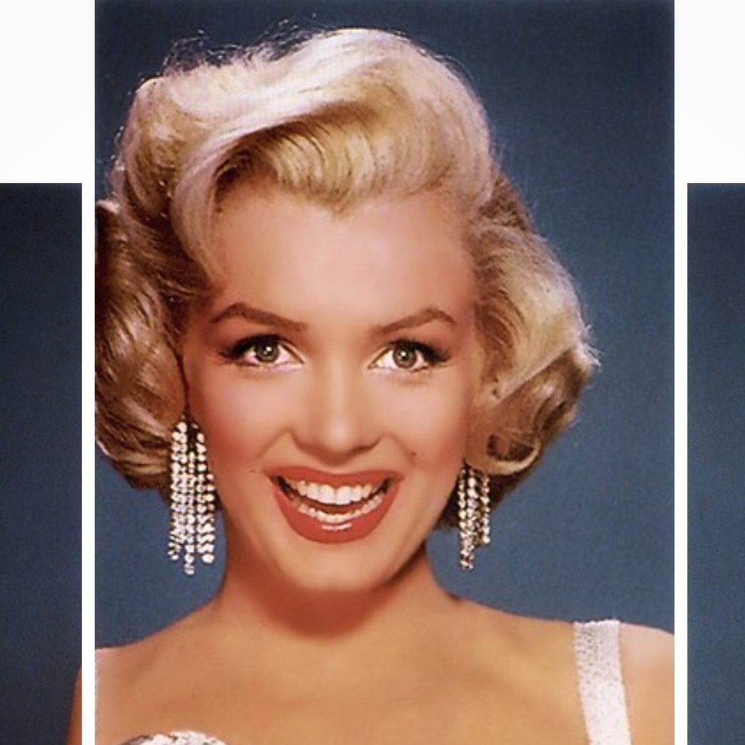 Ideał kobiety - Marilyn