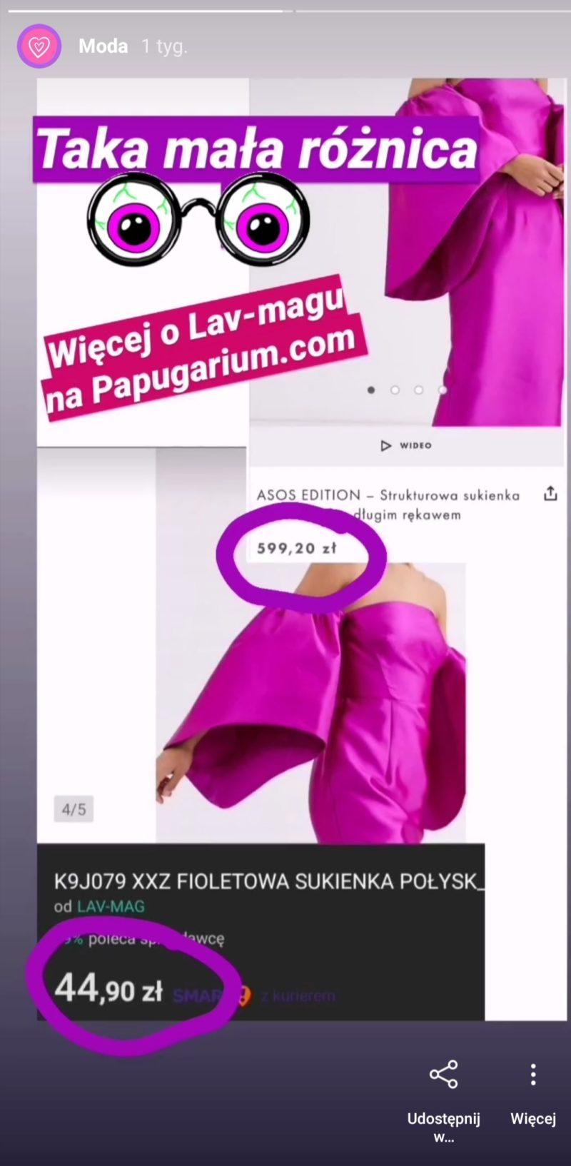 lav-mag, przykład jak można upolować perełki za niewielkie pieniądze